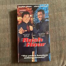 New listing Sealed brand new Rush Hour (Vhs, 1999). Ready To Grade Vintage