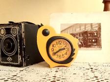Vintage Slava alarm clock Chicken bird mechanical soviet USSR clock