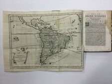 Muratori IL CRISTIANESIMO FELICE NELLE MISSIONI book map paraguay 1746