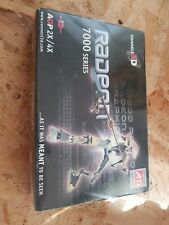 Ati Radeon 7000 AGP 32mb graphics card *new and sealed*