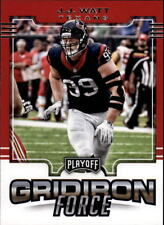 2017 Playoff Football Gridiron Force Insert Singles (Pick Your Cards)