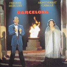 FREDDIE MERCURY & MONTSERRAT CABALLE - BARCELONA - CD