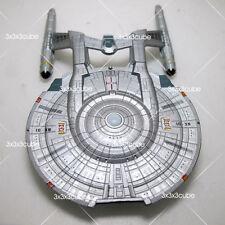 STAR TREK Collection #4: NX-01 ENTERPRISE Diecast Model Starship Spaceship