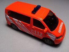 Siku 1460 Feuerwehr Einsatzleitwagen VW Multivan T5 Transporter