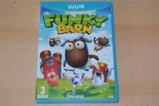 Jeux vidéo manuels inclus espagnol pour Nintendo Wii U
