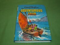 "Vintage Enid Blyton Hardback ""The Adventurous Four"" 1972"