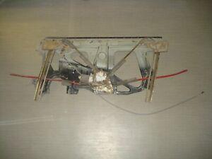 Ferrari 348 Window Regulator Motor Rod Left Door Table Panel Plate F348
