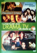 TV Drama DAWSON's CREEK PARTY of FIVE BEAUTIFUL PEOPLE 13 Episodes 3-Disc SEALED