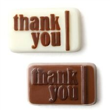Make n Mold Candy Molds  Thank You Minis 12 cavities B37