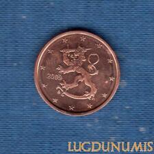 Finlande 2009 2 Centimes d'euro SUP SPL Provenant de rouleau - Finland