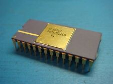 (1) NSC ADC1225CCD-1 GOLD CMOS 12-BIT PLUS SIGN A/D CONVERTER 28-PIN CERAMIC DIP