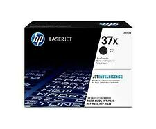 HP 37X Toner Cartridge for HP LaserJet Enterprise Printers - Black