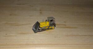 DDR Sammeln Modellauto 1:87 Espewe Front-Überkopflader KT 50 Gelb