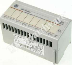 Allen Bradley 1794-IT8 /A Flex I/O Input Module Thermocouple/mV