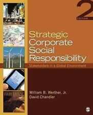 Strategic Corporate Social Responsibility: Stakeholders in a Global Environment,