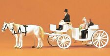 Figurines Preiser TT (75151): Wedding Carriage, Open