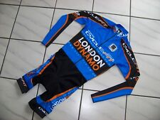 Rare LONDON DYNAMO Cycling Skinsuit Jersey Shorts Speedsuit Sportful XS-S