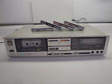 Vintage Technics RS-B48R Auto Reverse Cassette Tape Deck VGC! Dolby DBX  w/TAPES