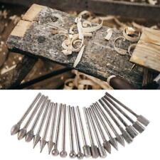 20pcs Diamond Rotary Tools Sintered Diamond Burs Abrasive Grinding Head 6X3mm