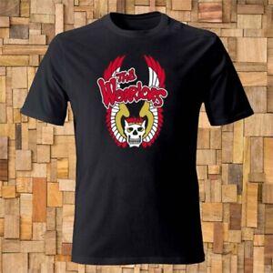 The Warriors Movie Logo Men's Black T-shirt Size S-3XL