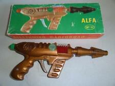 Greece Alfa Toys Vintage Greek Space Flame Ray Gun No 50 Original Box 1970 Rare!