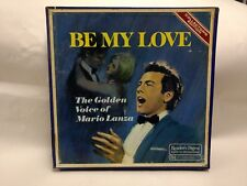 Be My Love-The Golden Voice of Mario Lanza 6LP Record Box Set              lp107
