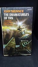 The Dramaturges of Yan: John Brunner, Ace Books, 1972 Science Fiction, E-93