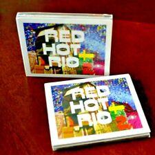 Red Hot + Rio 2 [Digipak] Beck, Money Mark, Caetano Veloso, David Byrn (2CD) NEW