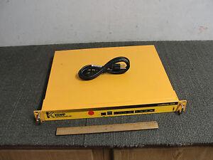 KEMP LoadMaster 3600 Server Load Balancer (NSA3110-LM3600) w/Cord & Rack Ears
