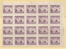 Korea- Stamp Dok Do  독도1954 2hw X 20 new Original Gum NH