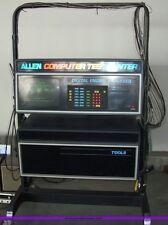 allen dea digital engine analyzer  42-000 series owners manual pdf book cd
