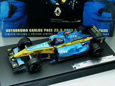 1/18 Hot Wheels RENAULT R25 #5 F.ALONSO 2005 WORLD CHAMPION EDITION