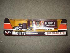 Hershey's Milk Chocolate Super Hauler Corgi Diecast 1/64 Scale MIB 3400H