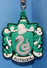 HARRY POTTER 3-D FIGURAL KEY-RING / CHAIN Slytherin House Crest EXCLUSIVE RARE
