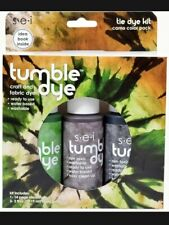 Tie-Dye Kits Camo Clothing Crafts Fabric Painting Decorating Markers NEW