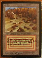 Plateau Dual Land Beta CE Magic the Gathering