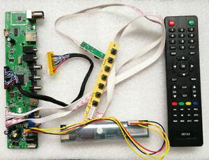 LCD Controller Driver Board for LM215WF1-TLG1 TV+HDMI+VGA+CVBS+USB T.VST56