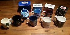 Mostly Applause Disney 90s Coffee Tea Mug Cup Cups. 4 in box 5 without. 9 Mugs