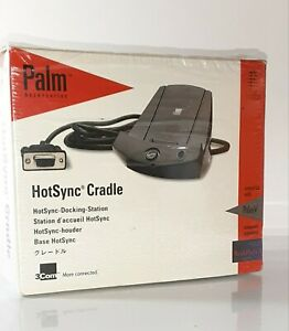 New Sealed ~ Palm Hotsync Cradle with Charger V Series  Fast Free Shipping