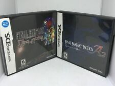 Final Fantasy Tactics A2: Grimoire of the Rift & Ring Of Fates(DS) Fast Free S/H