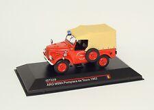 ARO M59A 1962 Pompiers de Tours - Feuerwehr fire brigade - IXO IST039 - 1:43