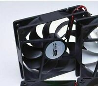 4pin 12V 120mm 12cm PC Computer case cooling Fan Cooling Quite silent Cooler UK