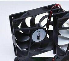 4pin 12V 120mm 12cm PC Computer case cooling Fan Cooling Quite silent Cooler UK