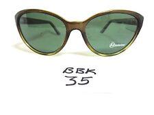 New HUMPHREY's 587033 40 1140 Eschenbach Cat Eye Shape Sunglasses (BBK-35)