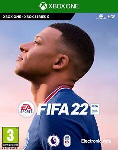 FIFA 22 (Xbox One)  Brand New & Sealed Free UK P&P