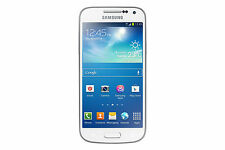 Samsung Galaxy S4 Mini 8gb SIM /unlocked Android Smartphone - White Frost
