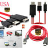1080P MHL Micro USB to HDMI TV AV Cable Adapter HDTV for Samsung Galaxy Phones