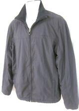 OAKLEY Black Nylon Lined Jacket Coat Windbreaker SIZE MEDIUM