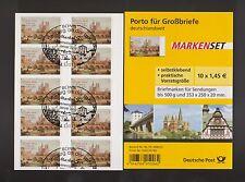 Bund Folienblatt 6  mit passendem Ersttags-Sonderstempel !!