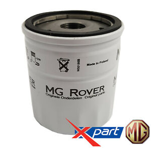 Genuine MG Rover Oil Filter Replacement MGF TF 75 ZT 200 25 ZS ZR 45 LPW100181